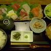 吉志久 - 料理写真:刺身定食980円