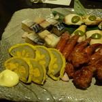 うまかぁ~黒豚と肴料理 まん - やすらぎオードブル【5品】