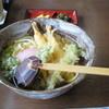 食事処 せり川 - 料理写真:海老天うどん ¥800
