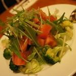 フランクリン・アベニュー - グリーンサラダ(750円)♪