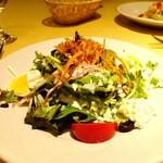 カルミネ - シェフの気まぐれサラダ