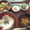 まこと屋 - 料理写真:日替り弁当