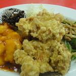 香楽亭 - 料理写真:香楽亭定食 おかず