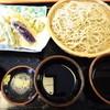 金山庵 - 料理写真:天もり蕎麦