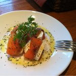 Restaurant&Bar day[Zi:] - スモークサーモンとチーズ