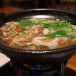 茅乃舎 - 十穀鍋