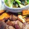 夢元 - 料理写真:和牛ステーキランチ