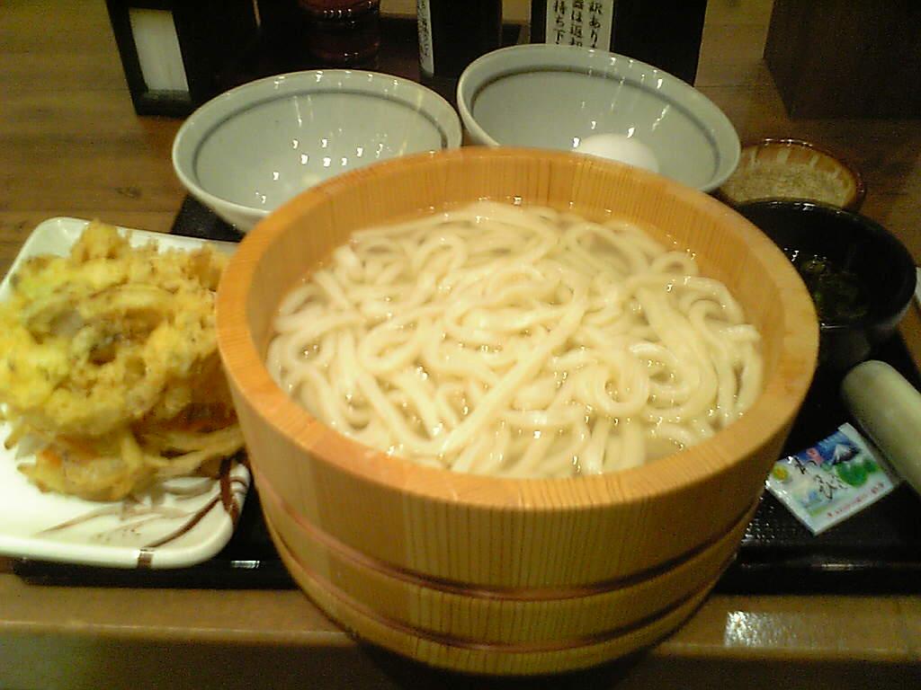 丸亀製麺 霞が関コモンゲート店