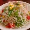 台湾料理 四季紅 - 料理写真:家族セット サラダ