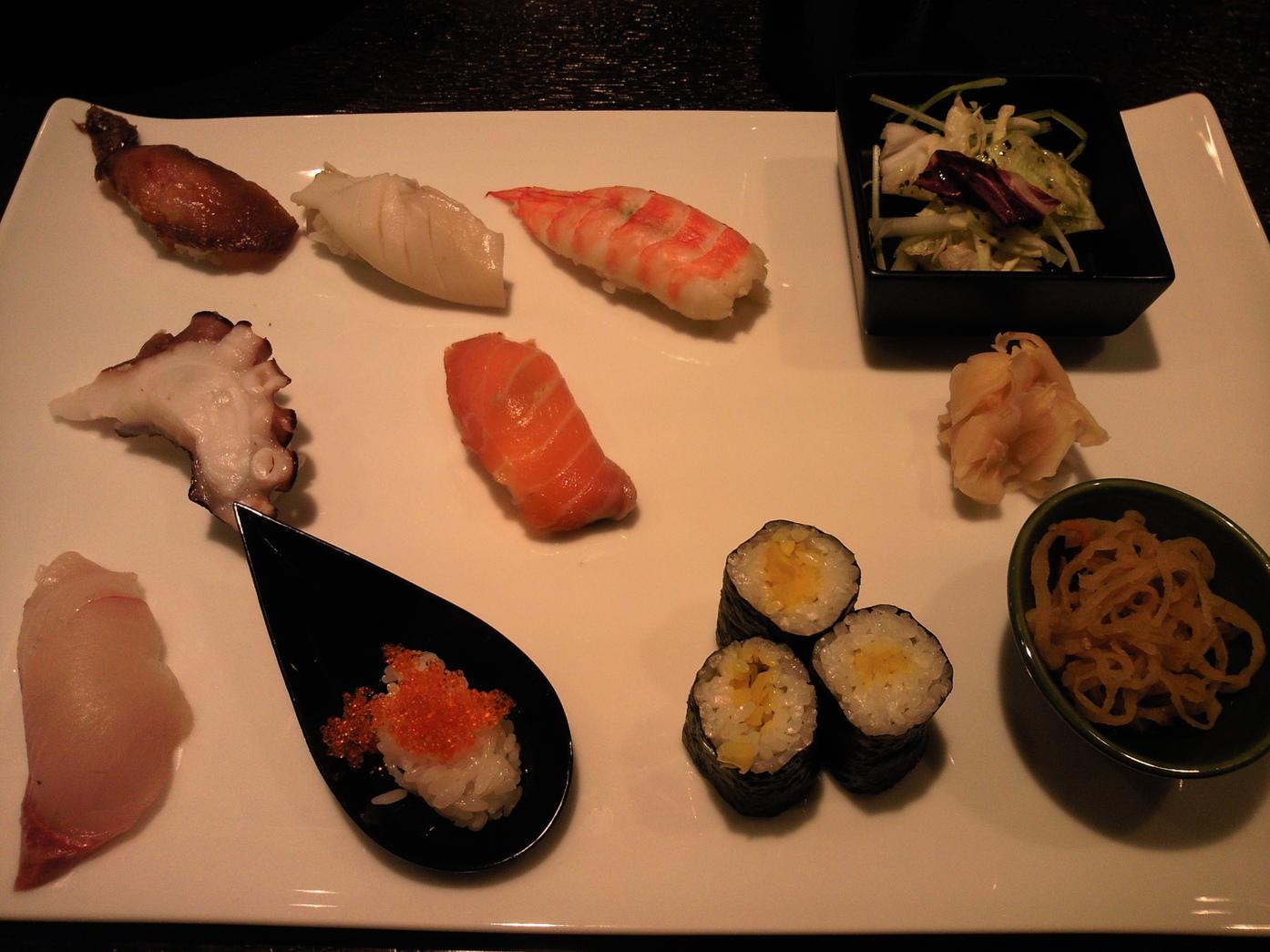 小料理・鮨 だいわ 平野町店