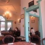 北浜レトロ - 2F 英国喫茶室