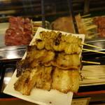 焼とり弁慶 - 料理写真: