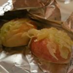 リストランテ ラ・バリック トウキョウ - 最初の小さなパン