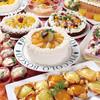 ピッコロボスコ - 料理写真:ケーキバイキングランチ&ディナー 1728円→1555円(クーポン使用時)