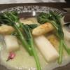 ラシェット M - 料理写真:少しの苦みに春を感じるオランダ産アスパラガス