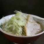 ラーメン二郎 - 小・麺少なめ・野菜増し
