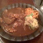 レストラン キリン - タンシチュー (1900円)