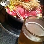 12692125 - テッチャン鍋