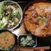 鶏匠 比内や - 料理写真:24/04比内地鶏親子丼(ランチ)@800