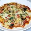 ヴェルデピアット - 料理写真:ピザ(マルゲリータ・・ピッコロサイズ21cm)