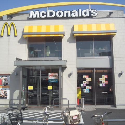 マクドナルド 6号線青戸店