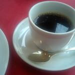 タベルネッタ アグレスト - ホットコーヒー