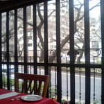 タベルネッタ アグレスト - 春にはここから桜が見える