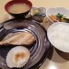 千尋 - 料理写真:ほっけ焼き定食
