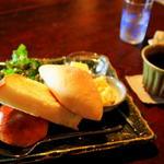 石窯パン・和みカフェ ゆるり - モーニングのセット