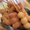 串マツ - 料理写真:ランチL 串揚げ