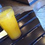 トリケラトプス - オレンジジュース