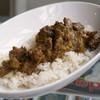 旅カフェ・サマルカンド - 料理写真:バングラディッシュ風カレー(マトン)