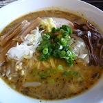 麺や 高野 - カリー味噌らぁ麺(\800)
