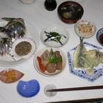 プラージュ - 料理写真:夕食です