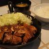東京トンテキ - 料理写真:大トンテキ定食(300g)
