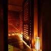 ペスカ - 外観写真:石畳をすすむと隠れ家空間。