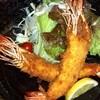 花れんこん - 料理写真:大海老フライ膳