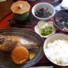 まさ吉 - 料理写真:まさ吉@葉山 煮魚定食 かさご中