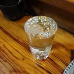 おでん 高砂 - 日本酒 黒帯