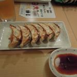 宇都宮餃子さつき  - セットのさつき餃子、単品でも250円