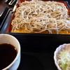 藍屋 - 料理写真:せいろそば590円