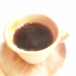 ビストロ備前 - ホットコーヒー