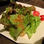 ふくち屋 - サラダ