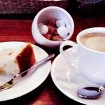 クチーナ・ボナペティ - デザートとコーヒー
