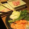しゃぶしゃぶ温野菜 - 料理写真:野菜が嬉しい♪