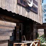 ジョルノミーゼ - カフェ ジョルノミーゼ 店の外観