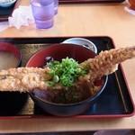 イルカ - 穴子丼