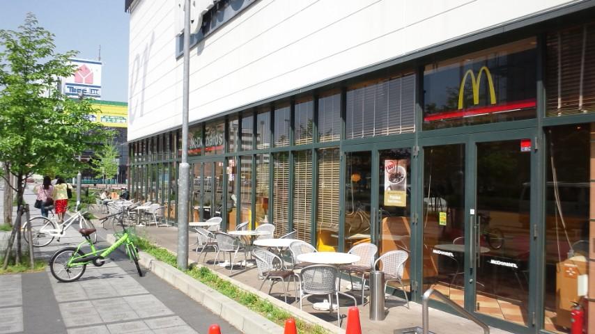 マクドナルド ブルメールHAT神戸店