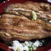 御うな小松屋 - 料理写真:白焼丼~☆