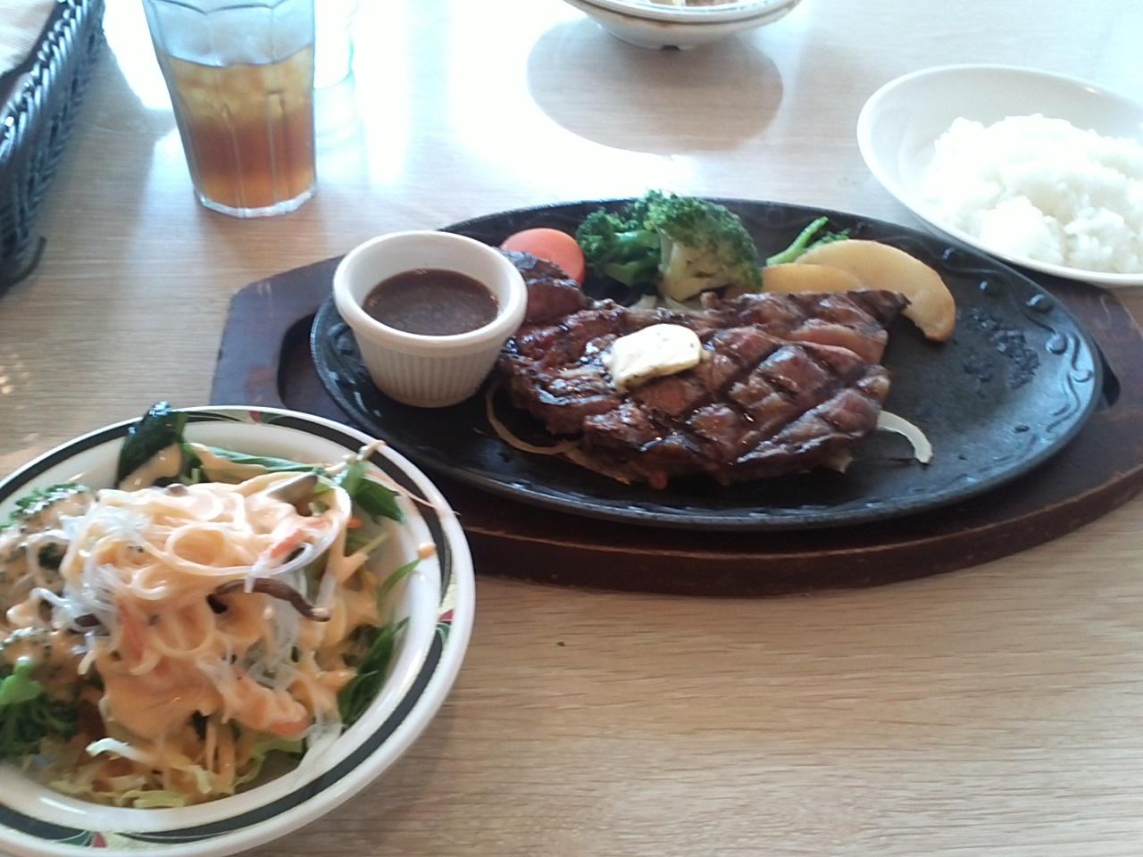 ステーキハンバーグ&サラダバー けん 北小岩店